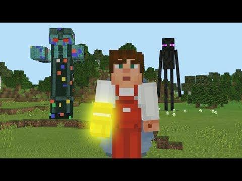 Minecraft Story Mode Season 2 GAUNTLET in Minecraft!
