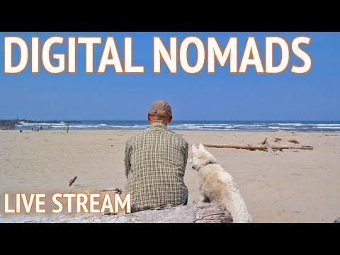 DIGITAL NOMAD VAN LIFERS - A Location Independent Lifestyle