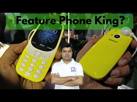 New Nokia 3310, 6 Pros, 3 Cons, Will It Be King Again in Feature Phones?