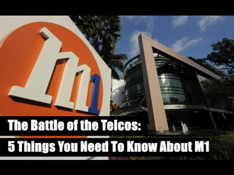 The Battle of the Telcos - M1