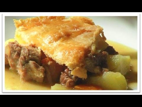 Meat and Potatoes Pie Recipe