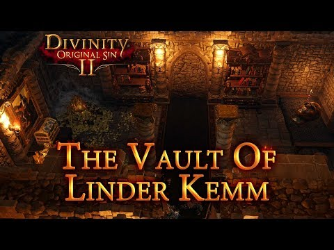 Linder Kemm's Vault (Arx) - Divinity: Original Sin 2 Guide