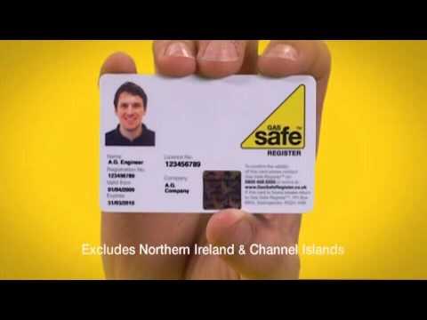 Gas Safe Register - April 2009