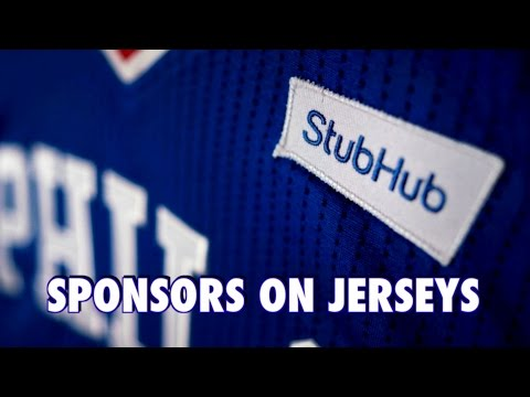 Sponsors For College Sports Jerseys | The Feed