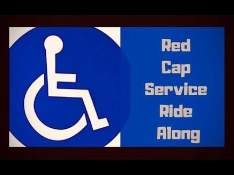 Amtrak LAX Los Angeles Union Station 11-04-2015 Red Cap Service Ride Along Tour