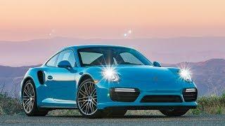 2017 Porsche 911 Turbo S – Inside Look
