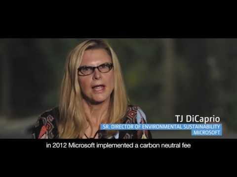 Microsoft Global Carbon Fee