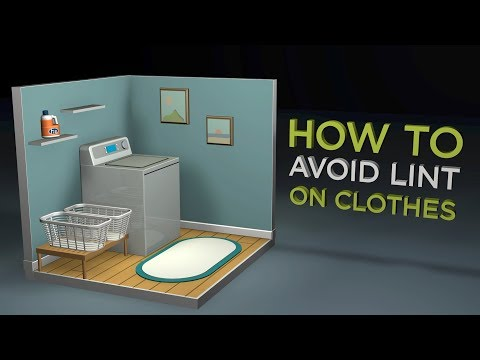 Use & Care Tips: Avoid Lint on Clothes from Your Washer
