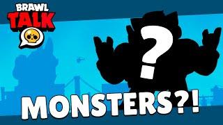 Brawl Stars: Brawl Talk - Summer of Monsters!