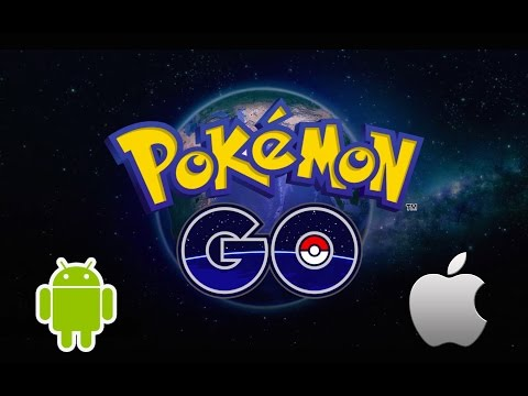 Pokémon GO! for iPhone, iPad & Android Game Trailer.  Get it for Free with Free In-App Purchases.
