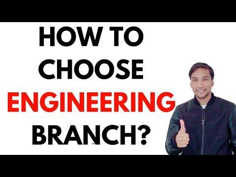 How to choose Engineering Branch? | IN HINDI ( इंजीनियरिंग की ब्रांच कैसे डिसाइड करें )