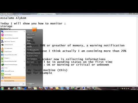 Centreon : Monitor Storage-Memory-CPU