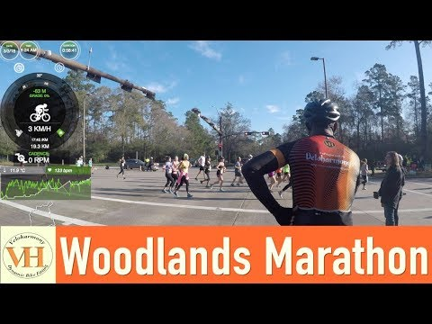Group Ride Cycling 332018 - Woodlands Marathon