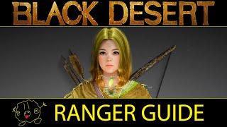 Black Desert Online] Guide: Advanced Ranger - PakVim net HD