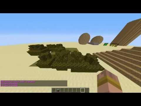 Como usar plugin world edit | Minecraft 1.7.9