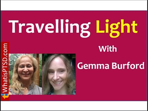 Gemma Burford on Traveling Light