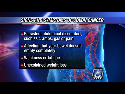 New guidelines say colorectal cancer screenings should begin earlier in life