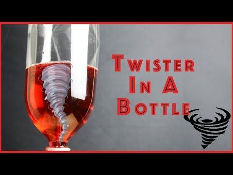 Tornado In A Bottle!!