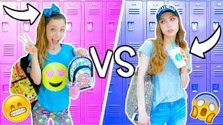 Tween You Vs Teen You: BACK TO SCHOOL!