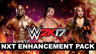 WWE 2K17 NXT Enhancement Pack is Live