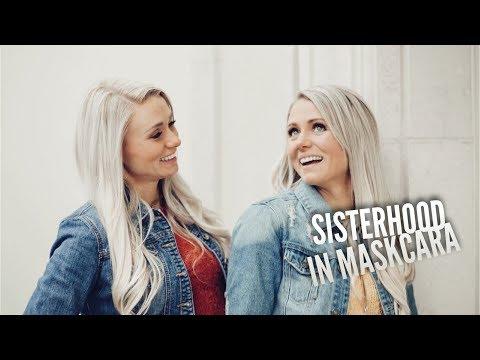 Maskcara Twins, Mindy and Mandy, Talk About the SISTERHOOD in Maskcara