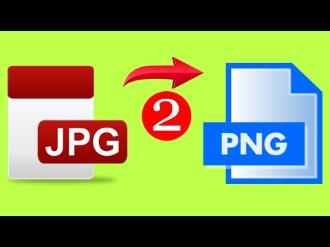 How to make JPG to PNG photo by Volume 7 | Bangla tutorial