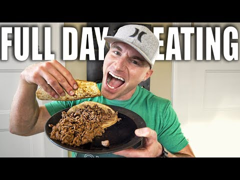 FULL DAY OF EATING | My New Cutting Diet