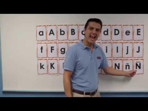 PLIespañol: Spanish Alphabet