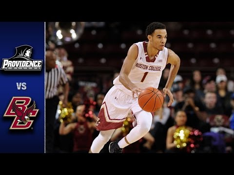 Boston College vs. Providence Men's Basketball Highlights