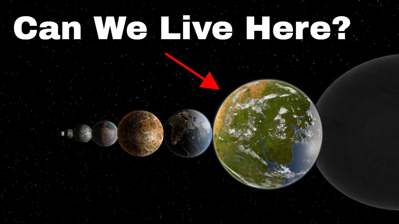 I Terraformed All The Planets In Our Solar System—Even Pluto...