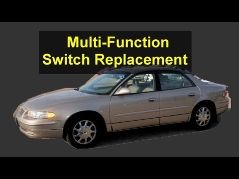 Multi function control switch, turn signal stalk, cruise control switch replacement. - VOTD