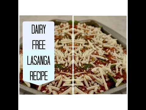 Dairy-Free Lasagna Recipe | Cook With Me!
