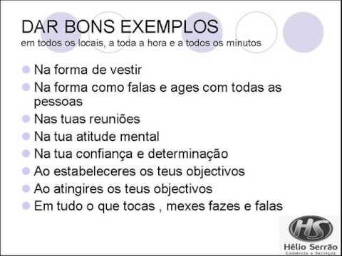 Improve your sales Team Part1 -  Portuguese