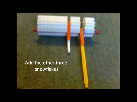 Instructions for a K'nex Pistol REALLY POWERFULL!!!!!