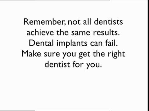 Dental Implants London - Let Us Help You Find the Right Dentist For You