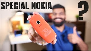 Nokia 3310 (2017) Unboxing and Hands-on - Special Edition?