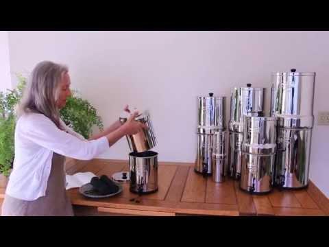 How to Store a Berkey Filter (Long or Short Term)