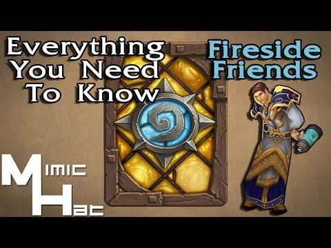 Everything You Need to Know: Unlocking Fireside Friends Card Back