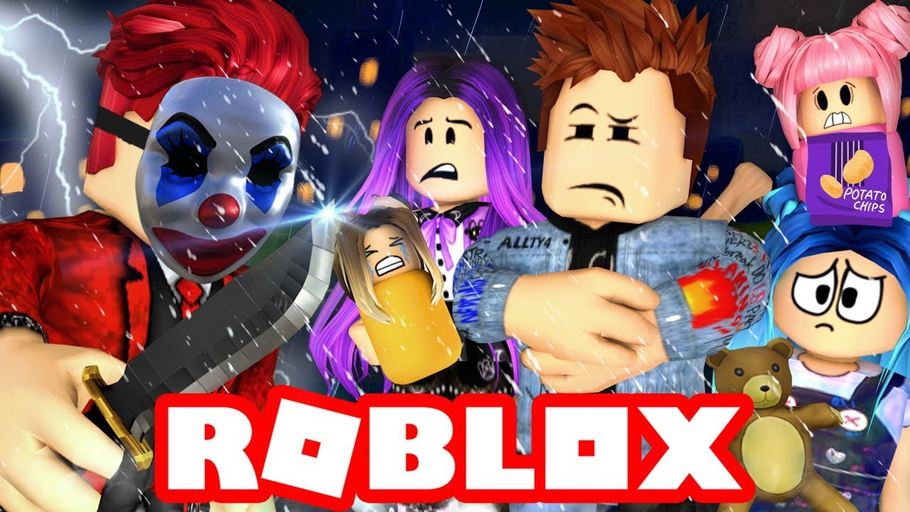 They won't leave us alone... Roblox Break In Story!