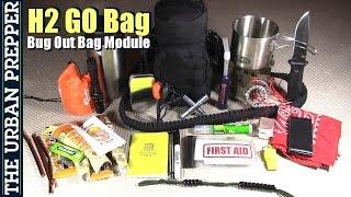H2 GO Bag by TheUrbanPrepper