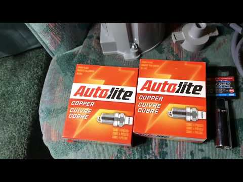 Will I be able to change my spark plugs in my RV