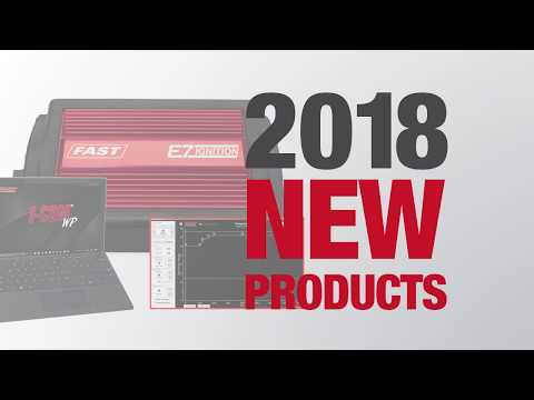 2018 NEW Product: FAST E7 Programmable Ignition with I-COM Software