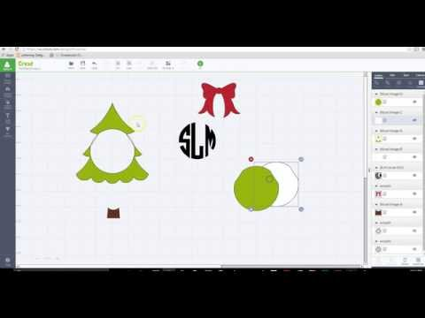 Create a frame for your monogram in Design Space - Cricut Design Space