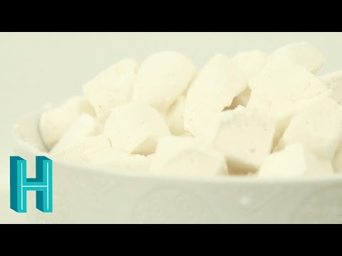 How to Make Marshmallows Recipe | Hilah Cooking