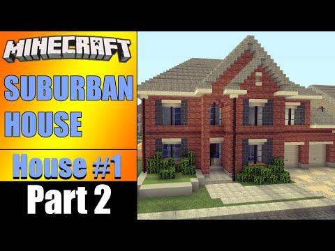 LET S BUILD A SUBURBAN HOUSE Part 2!!- House #1 S2