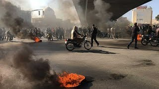 Protests erupt in Iran — here