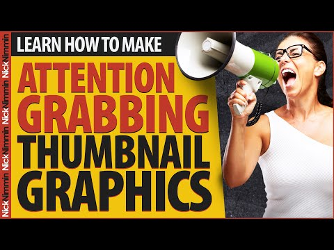 YouTube Thumbnail Tutorial Photoshop