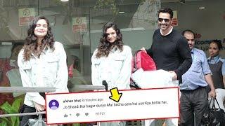Look Arjun Rampal being TR0LLED for having Baby Widout M@rrying his Girlfrend Gabrella Dmetridius