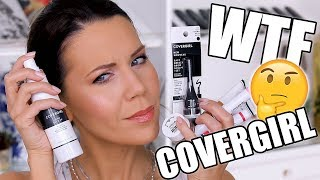 WHAT WERE YOU THINKING COVERGIRL