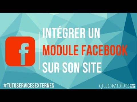 [SOCIAL] - Intégrer un module Facebook (ou Plugin Page) sur son site Web